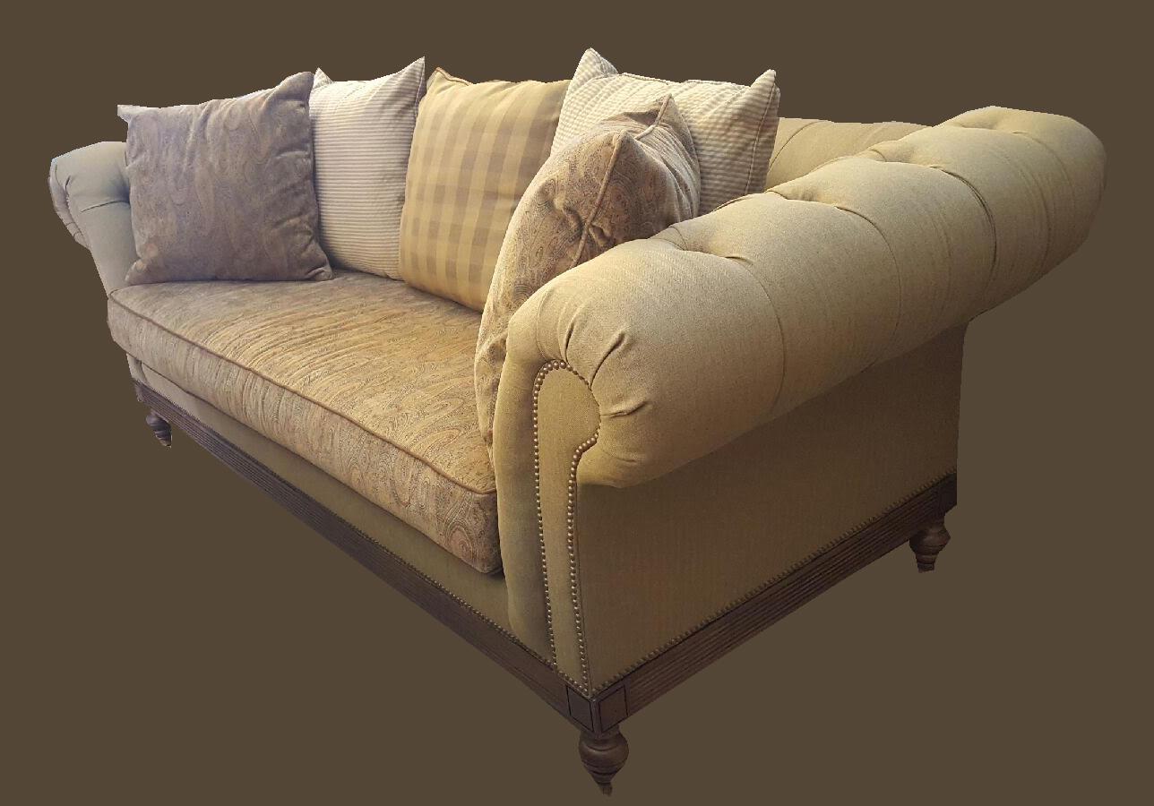 Uhuru Furniture Amp Collectibles Ethan Allen Multi Fabric