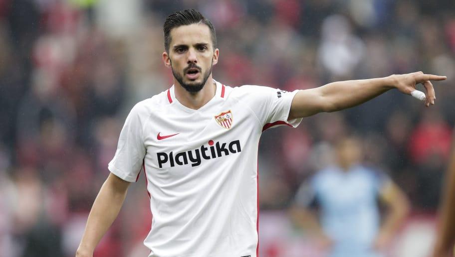 Sevilla Peroleh Suksesor Pablo Sarabia