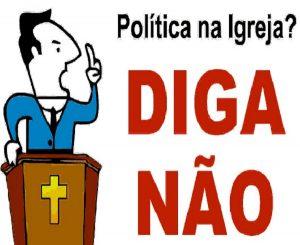 Procurador alerta contra campanha na igreja e diz que utilizar o púlpito para pedir votos é crime eleitoral