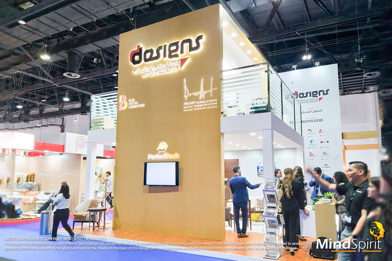 INSPIRING CHANGE : Hotel Show Dubai 2018 - Mind Spirit Design
