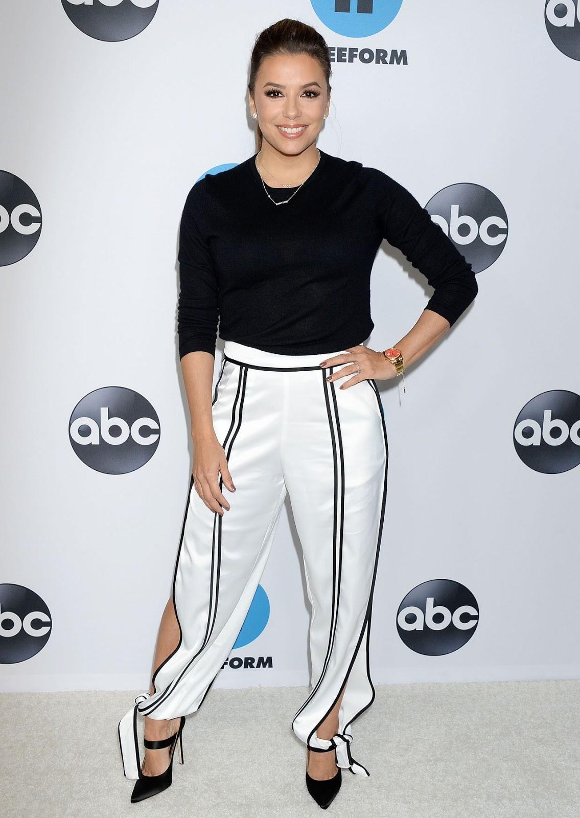 Eva Longoria – TCA Winter Press Tour in LA - 02/05/2019