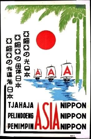 Organisasi Pada Zaman Pendudukan Jepang Yang Dipimpin Oleh