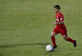 تورنتو يفوز على نيويورك ريد بولز بهدفين مقابل هدف في دوري MLS