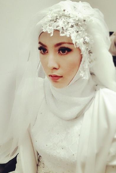 8 Gambar perkahwinan Shila Amzah secara senyap-senyap di ...
