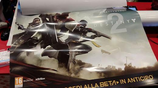 Filtrado primer arte de Destiny 2 mostrando 3 nuevos guardianes