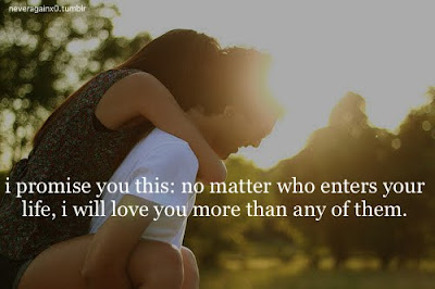 Love you more than any of them