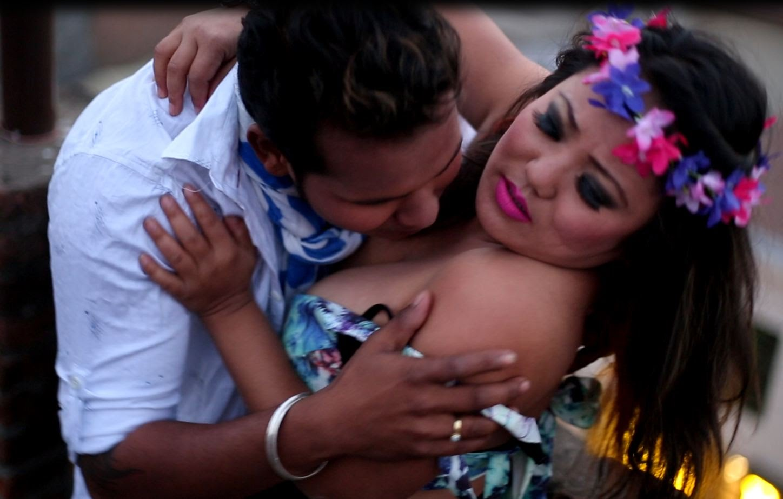 Funny Nepali Videos Jyoti Magar Hot Live Performance -8593