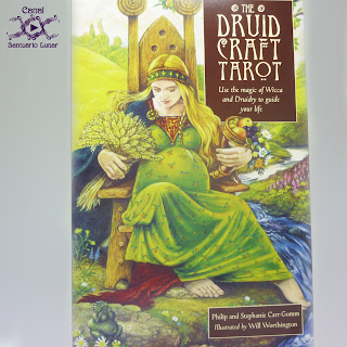The Druid Craft Tarot - Box (Front)