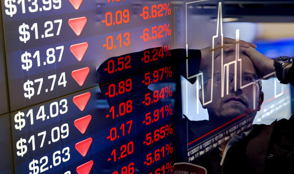 Mercados caen por la Guerra Comercial