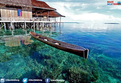 Teluk Saleman Wisata Indonesia