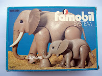 famobil 3493 elefantes