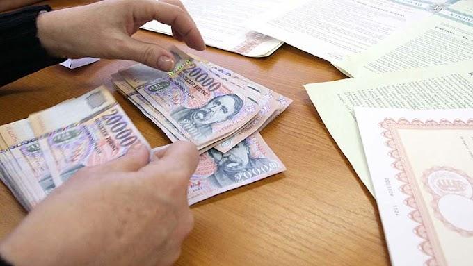 Kissé csökkent a 12 hónapos diszkont kincstárjegy aukciós átlaghozama