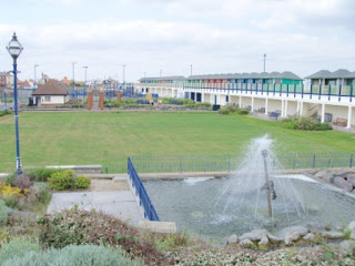No Crazy Golf or Minigolf in Sutton on Sea, Lincolnshire anymore...