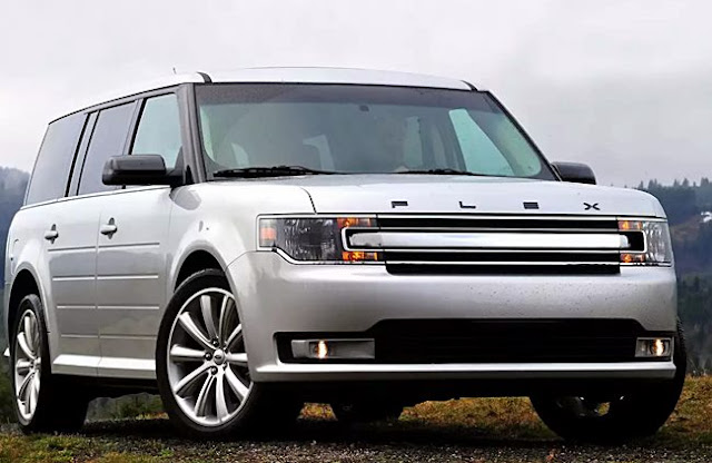 2018 Ford Flex Redesign Review
