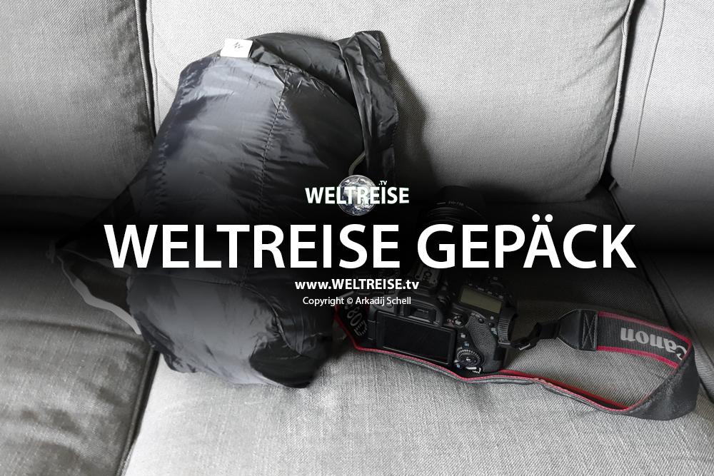 Wie plane ich eine Weltreise? Was packe ich in mein Rucksack? Vorbereitungen für eine Weltreise machen. Packliste!