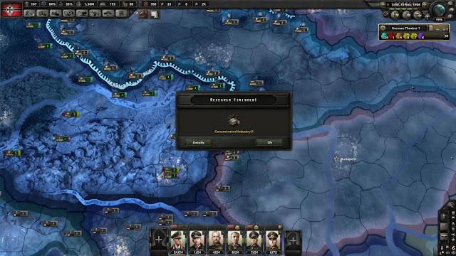 Germany - HOI4 - Looking Eastwards