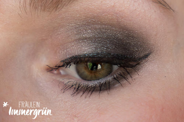 HIRO Cosmetics Mineral Eyeshadow/ Lidschatte Black Knight