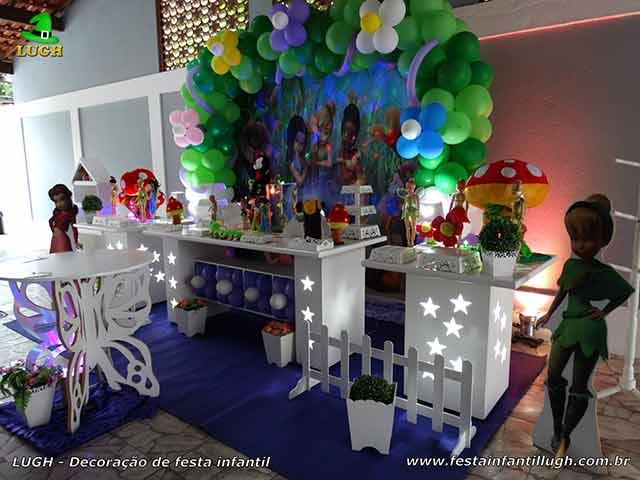 Decoração Tinker Bell (Sininho) para aniversário infantil - Recreio dos Bandeirantes - Rio de Janeiro(RJ)
