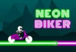 Neon Bisiklet - Neon Biker