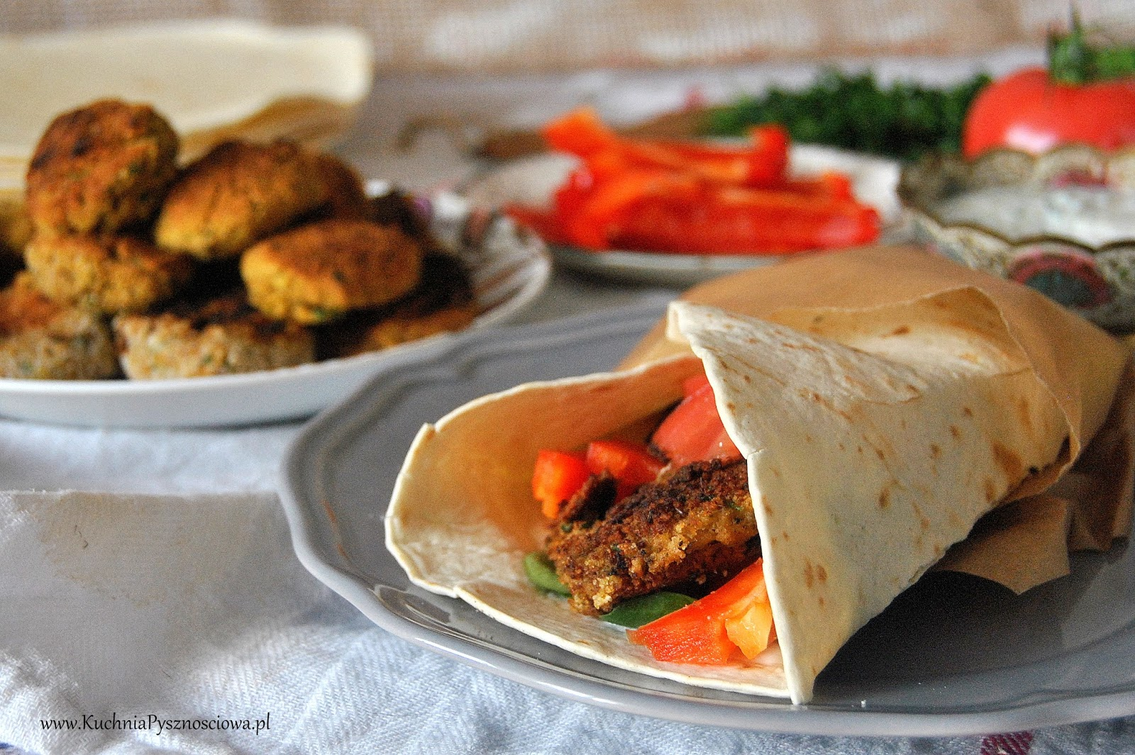 578. Domowy falafel