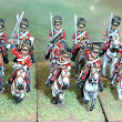 Scots Greys, Waterloo re-enactment.