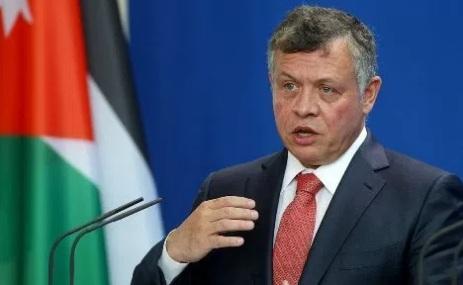 Gambar Raja Yordania Abdullah II