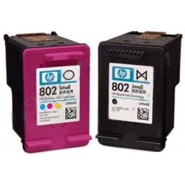 CARTRIDGE PRINTER HP 802