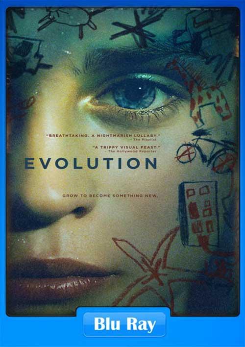 Evolution 2015 480p BRRip 250MB x264 Poster
