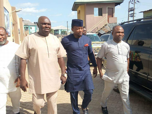 Police arrest ex Imo Commissioner for fraud and illegal destruction of properties