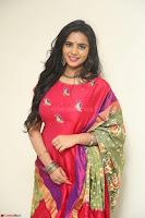 Manasa in Pink Salwar At Fashion Designer Son of Ladies Tailor Press Meet Pics ~  Exclusive 75.JPG