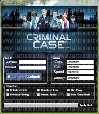 Activation criminal case key ultimate download version hack tool