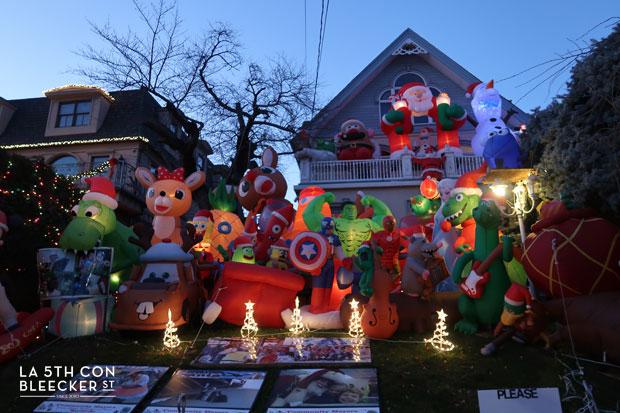 Visitar luces de Navidad de Dyker Heights en Nueva York 3