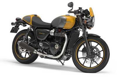 Triumph Street Cup First Look image