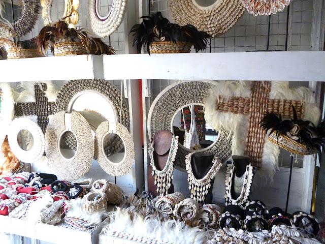 Boutique bijoux et coquillages