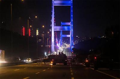jembatas bosphorus ganti nama jembatan syuhada