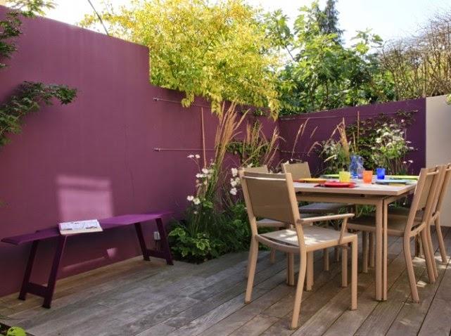 ma maison au naturel des id es pour une terrasse en ville. Black Bedroom Furniture Sets. Home Design Ideas