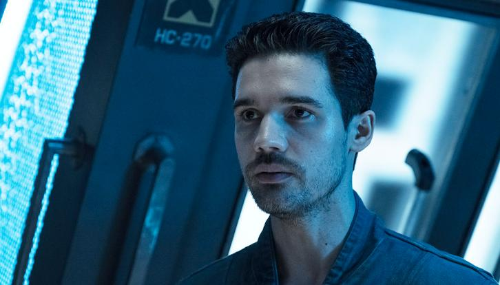 The Expanse - Episode 3.08 - It Reaches Out - Promo, Promotional Photos + Synopsis