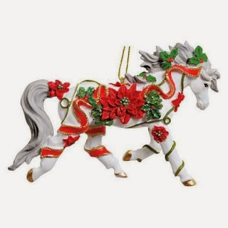 my top five horse christmas tree ornaments
