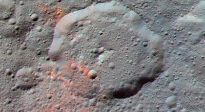 NASA encontra evidências de material orgânico em Ceres