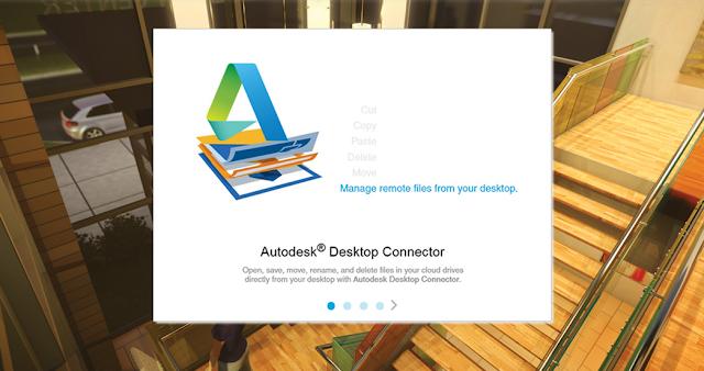 Autodesk Desktop Connector
