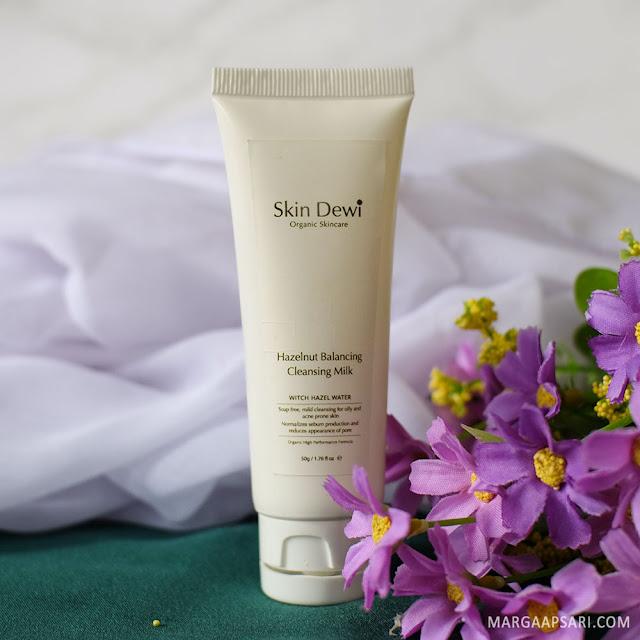 Review Skin Dewi untuk Kulit Berminyak