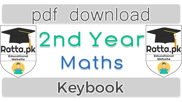 Book pdf maths 12th