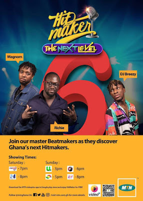 Meet The 16 Contestants Selected For MTN Hitmaker 6