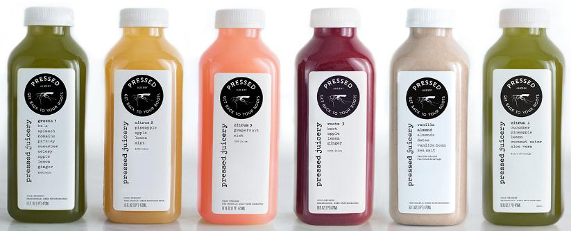 How to eat healthy in Las Vegas - Pressed Juicery // www.whatnadineloves.com