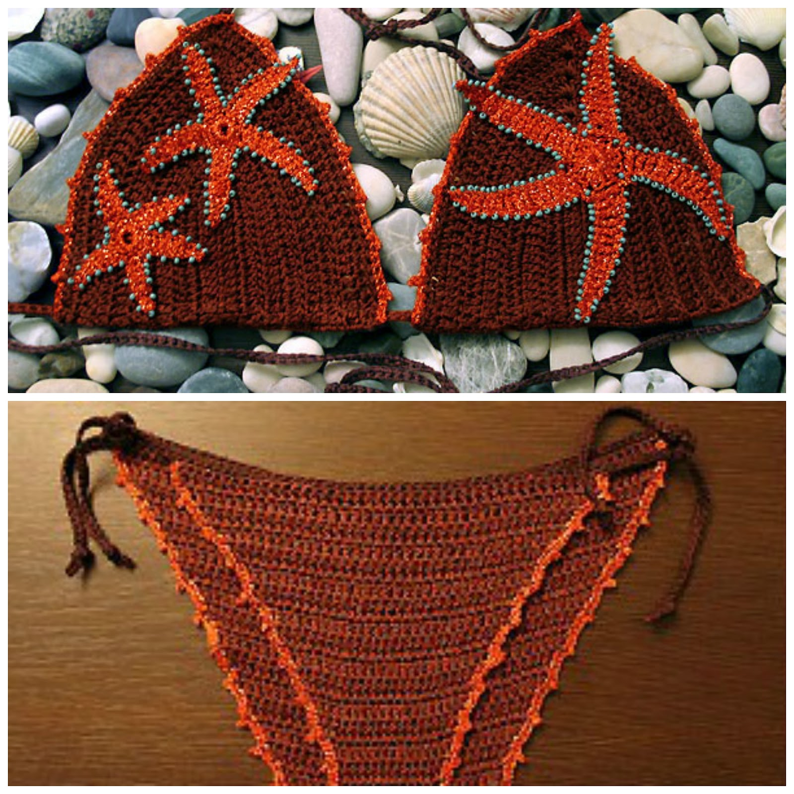 Free Crochet Bikini Pattern Amazing Decorating Ideas