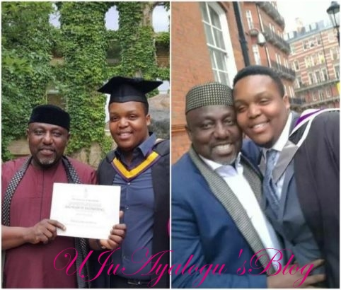 Rochas Okorocha's son slumps, flown to London for treatment