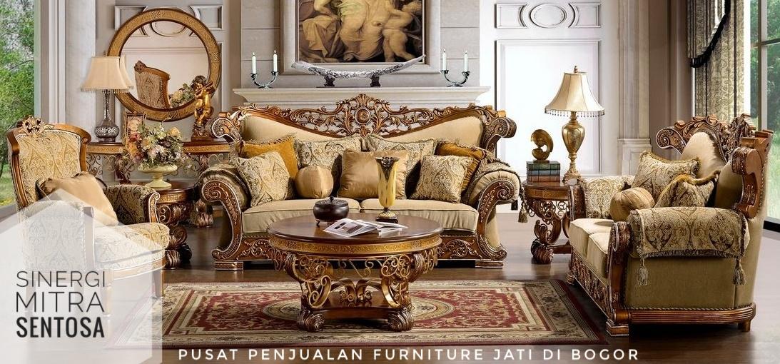 Pusat Jual Furniture Jati Di Bogor Sinergy Service