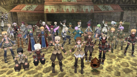 download game android MMORPG terbaik