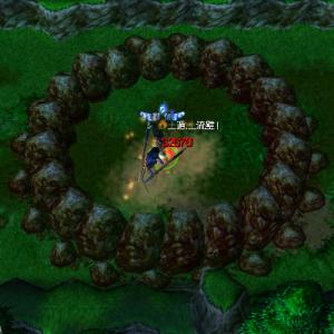 naruto castle defense 6.0 Mud Wall