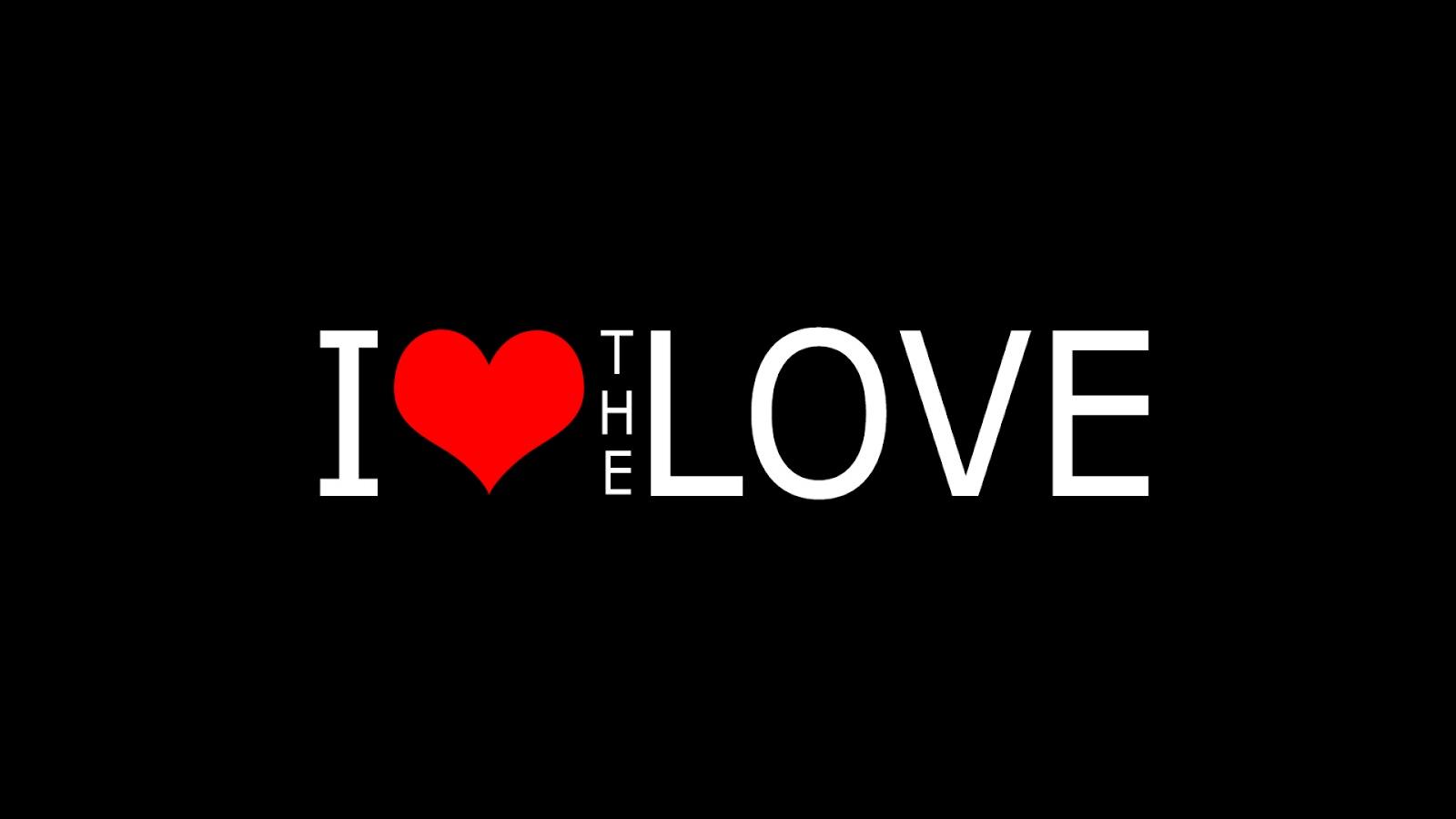 I'm In Love Wallpaper | Wallpaper for desktop